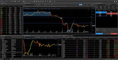Frostig pro trading platform