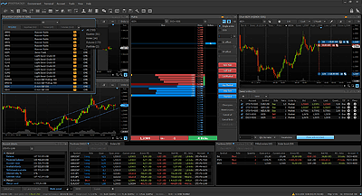 Multi-Asset Trading Platform - Protrader for Windows