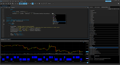 Algorithmic Trading - Protrader for Windows