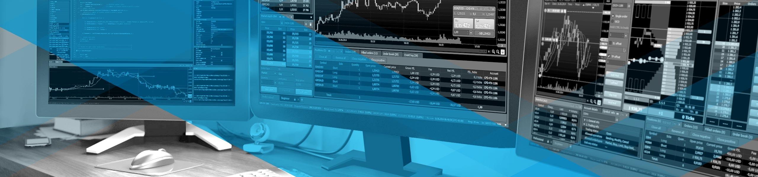 Trading Platform for Windows — Protrader