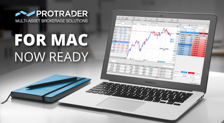 Protrader for Mac is now available and open for demo testing